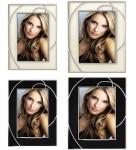 Hama Portrait-Rahmen Hochzeit Verlobung 10x15/13x18cm Bilderrahmen Foto Porträt