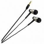 Koss Stereo-Kopfhörer KE29S Ohrhörer 3, 5mm Klinke 1, 2m Stahlgrau inkl. Tasche