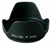 Gegenlichtblende 62mm Blende Tulpe Sonnenblende für DSLR DSLM Kamera Objektiv