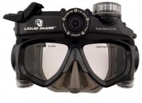 Liquid Image Scuba 720p Tauchermaske + Kamera Action-Cam Camcorder Taucher Maske