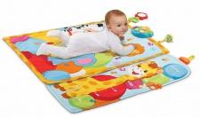 Vtech Baby 2in1 Spiel-Decke + Maßstab Messlatte Erlebnis-Decke Entdecken Musik