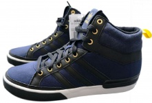 Adidas Top Court Mid High Sneaker EUR 36 UK 3, 5 Originals Schuhe Stiefel Boots