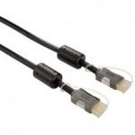 Connec´style HDMI-Kabel 1.3b Verbindungskabel Stecker-Stecker Ferritkerne 1, 5 m