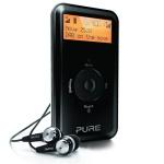 Pure Move 2520 tragbares FM UKW DAB+ Radio Kleines Digital-Radio Pocket Player