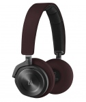 B&O Play by Bang & Olufsen H8 Red Bluetooth On-Ear Headset Wireless Kopfhörer