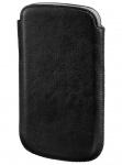 Hama Handy-Tasche Vintage Sleeve Case Etui Tasche Schutz-Hülle für Wiko Lenny 1