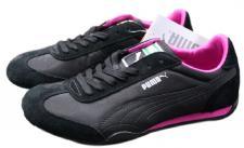 Puma 76 Runner Nylon Retro Sneaker Gr. EUR 35 - 39 Damen Schuhe Turnschuhe Racer