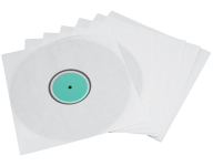Hama 10x LP Innen-Hüllen Tasche Schutz-Hülle Case für Schall-Platte Maxi Vinyl