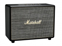 Marshall Woburn Black Bluetooth Lautsprecher BT Speaker Retro Boxen Aktiv Box