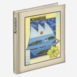 Hama Urlaub Buch-Album Kroatien Croatia Fotoalbum 29x32cm 60 Seiten Urlaubsalbum