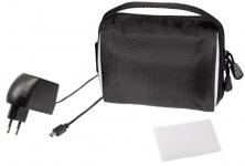 Hama Navigon Starter Set TomTom One XL Tasche NaviBag Schwarz 3 x Displayfolie