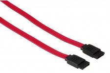 Hama SATA Daten-Kabel Anschluss-Kabel Intern SATA II 2 Stecker HDD Festplatte CD
