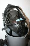 Sabre Voll-Maske + Dose für Lungenautomat Atemschutz ABC aus Insolvenzbestand