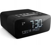 Pure Siesta Rise S Digital-Radio Radio-Wecker Uhren-Radio DAB RDS USB Bluetooth
