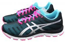 Asics Gel Hyper-33 Women Laufschuhe EUR 41, 5 UK 7, 5 Damen Schuhe Jogging Running