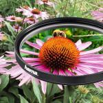 Hama Macro-Linse 58mm +1 Dioptien N1 Nah-Linse Close-up Filter Lens vergütet