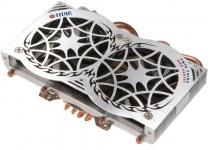 Titan Heatpipe Twin Turbo VGA Kühler Lüfter für NVIDIA GeForce Grafikkarte etc