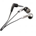 Koss Stereo-Kopfhörer KEB20DVD Ohrhörer Lautstärkeregler 3, 5mm Klinke Schwarz