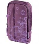 Hama Kamera-Tasche Fancy Print 60L Lila für Digital-Kamera Bag Case Hülle Tasche