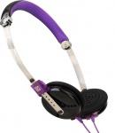 Aerial7 Fuse Amethyst On-Ear Headset Mikrofon 3, 5mm Klinke Kopfhörer Handy DJ ..