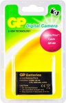 GP Li-Ion Akku für Casio NP-90 NP90 Exilim Zoom EX H20G H15 H10 FH100 FH100BK