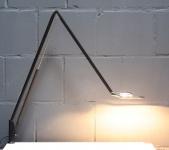 Belux Lifto Schreibtisch-Leuchte Tisch-Lampe Schwarz Thut (passend USM Haller)