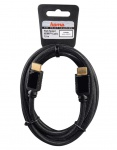 Hama High Speed HDMI Kabel Adapter Stecker vergoldet 1.3 Kabel 3m