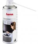 Hama Kontaktreiniger 400ml Reiniger Reinigung Kontakt-Spray für PC Drucker Fax