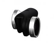 Olloclip 4in1 Kamera-Objektiv Weitwinkel Fischauge Makro für iPhone 6 6s / Plus