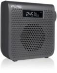 Pure One Midi Digital-Radio DAB DAB+ FM UKW Küchen-Radio mit Display Akku-Fach