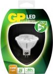 GP LED Strahler MR16 GU5, 3 4W / 20W Warmweiß 2700K Lampe Glüh-Birne Leuchtmittel