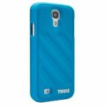 Thule Gauntlet 1.0 Schutz-Hülle Blau Case Tasche 1m Sturz für Samsung Galaxy S4