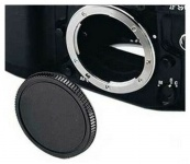 Hama Gehäusedeckel Gehäuse Body Deckel für Canon FD SLR KB-SLR Objektiv Kamera