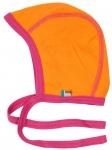 Tragwerk Mütze Hobbes Jersey Kürbis Gr. 50 Junge Mädchen Baby-Mütze Kindermütze