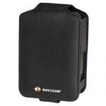 Hama Nylontasche Navi-Tasche für Navigon Transonic 3040/6000 Medion 510T Schwarz