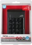 Speedlink Faktor USB NumPad Nummern Tastatur Keypad Num Pad Nummernblock SL-7430