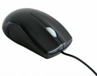 Bioxar Optical USB Office Mouse LM100 Standard Maus Optisch Ergo 20G PC Notebook