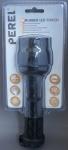 Perel LED Taschenlampe CREE 1W Gummi wasserdicht IP44 Lampe hell Outdoor Camping