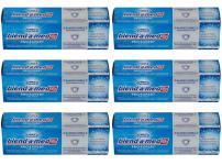 6x blend-a-med Pro Expert Zahnpaste 75ml Minze Zahncreme Zahnschmelz Regenerator