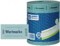 Avery Zweckform 5x Bon-Rolle blau 5000x Wertmarke Getränke-Marke Bon Marken Bons
