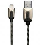 XtremeMac HQ Premium Lightning-Kabel Cable 2m Gold für iPhone X 8 7 6 iPad Pro