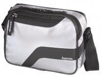 Hama Kamera-Tasche Salinas 120 silber DSLM DSLR Foto-Tasche Schutz-Hülle Etui