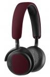 B&O Play by Bang & Olufsen H2 Deep Red On-Ear Headset Kopfhörer Headphones