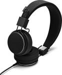 Urbanears Plattan II Headset Black On-Ear Kopfhörer Mikrofon + Fernbedienung