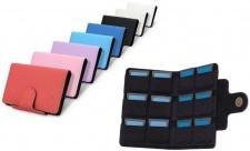 Bigben Spiele-Hülle 12 Karte Tasche Etui für Nintendo DS 3DS New 3DS Spiel Modul