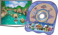 VTech 80-93124 V.Smile Pro Lernspiel Das verrückte Rennen Hüpf Bohnen Insel Disc