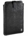 "aha Vintage Leder Tasche Hülle Etui Cover für Apple iPad 5 Pro 9, 7"" Air 1 2 etc"