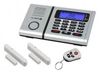 Olympia Protect 6030 Premium Alarmanlagen-Set Funk-Alarmanlage 2 Kontakt Notruf