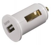 Hama Auto KFZ Lader USB Ladegerät 2, 4A Lade-Adapter für Handy iPhone Navi etc