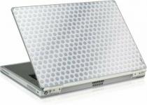 """Speedlink LARES Notebook Cover 14"""" 15"""" Steel Aufkleber Skin Sticker Schutz-Folie"""